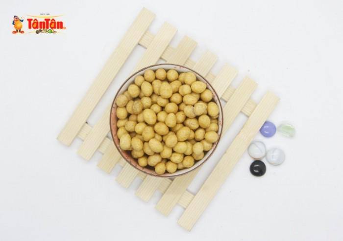 Đậu phộng vị gà Tân Tân lon 200g