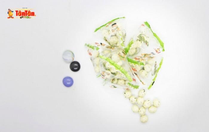 Đậu phộng Chocoplus Trứng Khủng Long Tân Tân hộp 38g2
