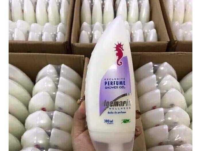 Sữa tắm cá ngựa nhập khẩu Đức 300ml