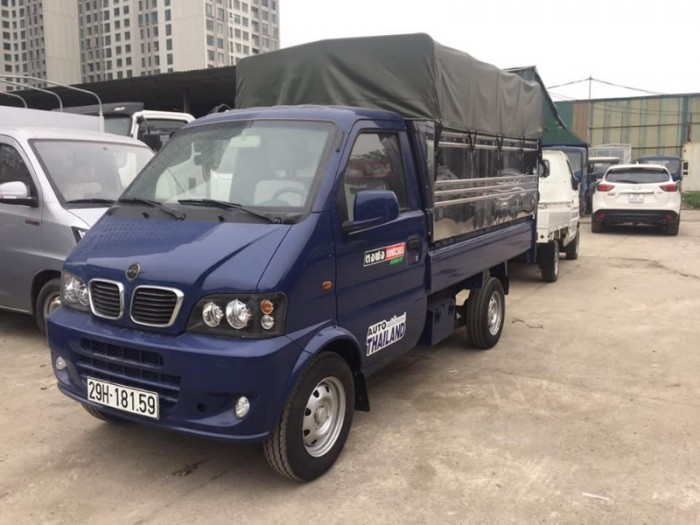 Xe tải Thái Lan, xe tải nhẹ DFSK Thái Lan 900 kg thùng dài 2m4
