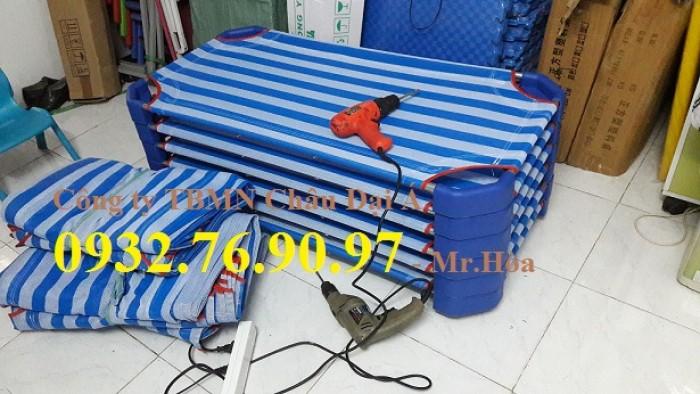 Nơi bán giường lưới mầm non giá cực hot tp hcm5
