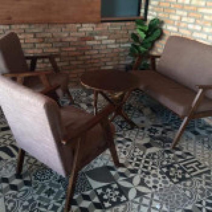 Thanh lý bộ bàn ghế sofa cafe