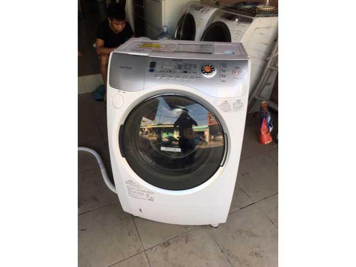 toshiba inverter giặt sấy khô không cần phơi 99%1