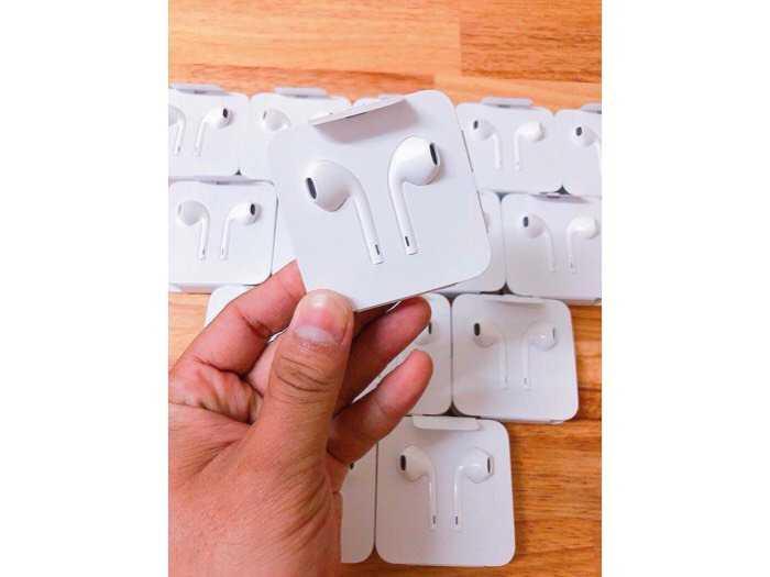 tai nghe iPhone 7Pul ( dùng cho từ 5G , 5S, 6G,7, X,Xmax )3
