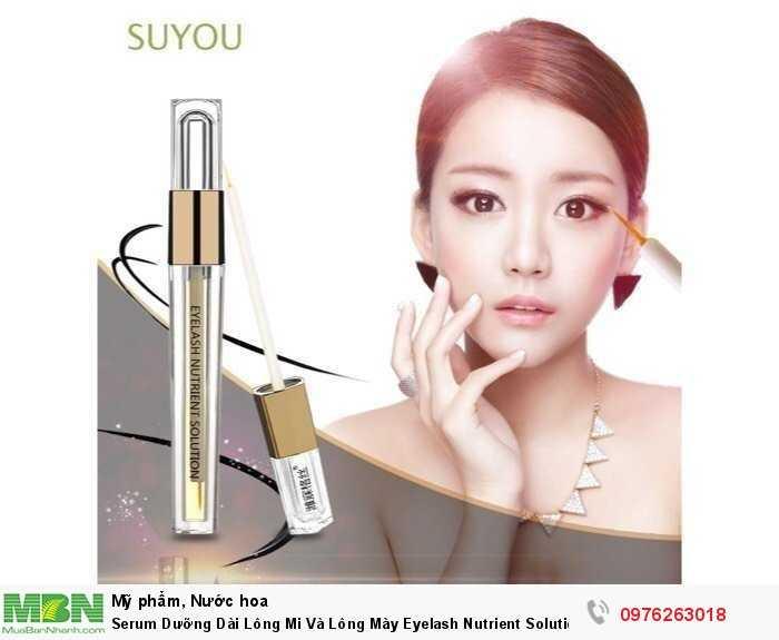 Serum Dưỡng Dài Lông Mi Và Lông Mày Eyelash Nutrient Solution1