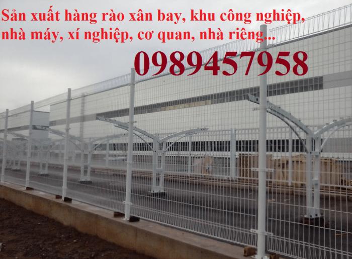 Sản xuất Hàng rào lượn sóng, hàng rào uốn sóng trên thân2