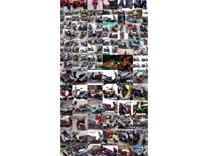 Cho thuê xe gắng máy tại Quận Phú nhuận - Tphcm ( Bs 66888)