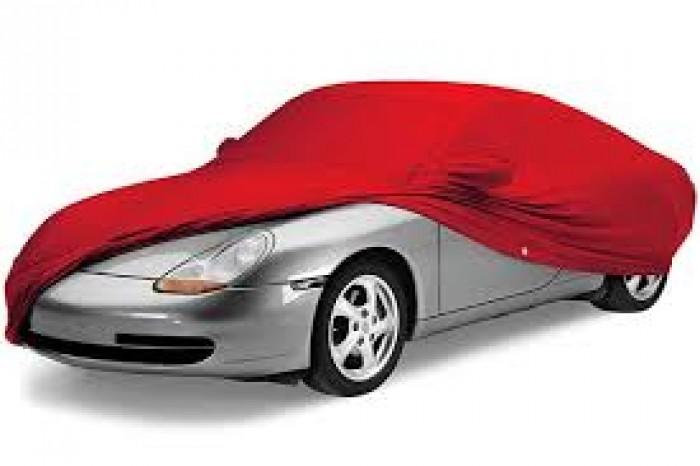 công ty may áo trùm ô tô có dây phản quang giá rẽ
