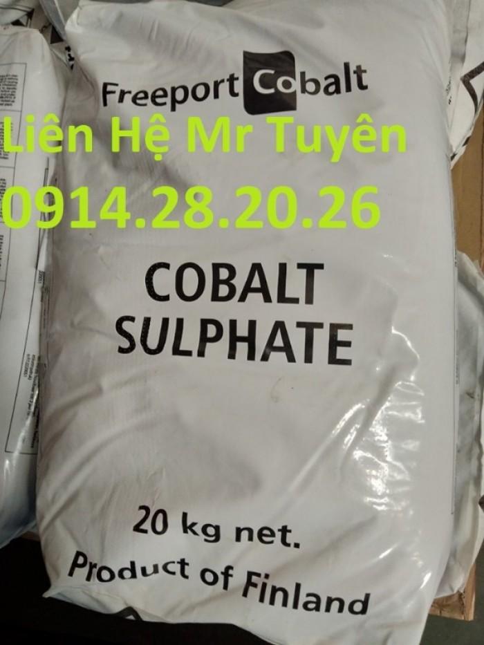 Bán Coban Sunphat- Cobalt sulfate-CoSO42