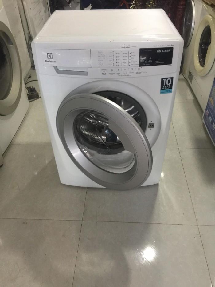 Máy giặt Electrolux 8 kg EWF128430