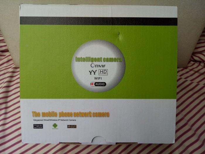 Camera IP Wifi 2.0M YooSee - Camera Xoay 360 độ, đàm thoại 2 chiều3