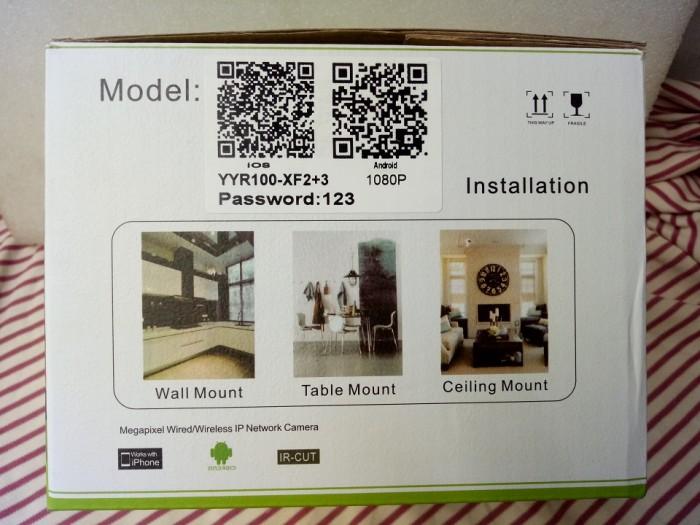 Camera IP Wifi 2.0M YooSee - Camera Xoay 360 độ, đàm thoại 2 chiều4