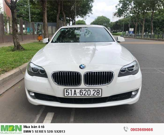 BMW 5 SERIES 520i SX2013