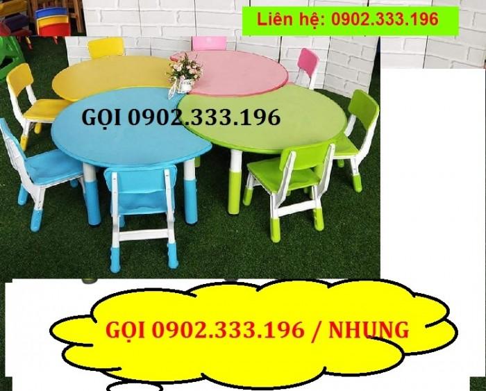 Bán sĩ bàn ghế nhựa mầm non, sỉ ghế nhựa trẻ em8