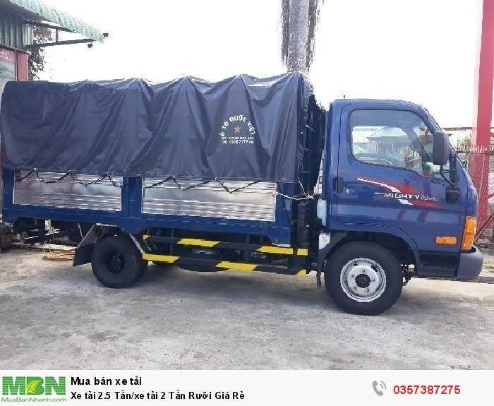 Xe tải 2.5 Tấn/xe tải 2 Tấn Rưỡi Giá Rẻ 2