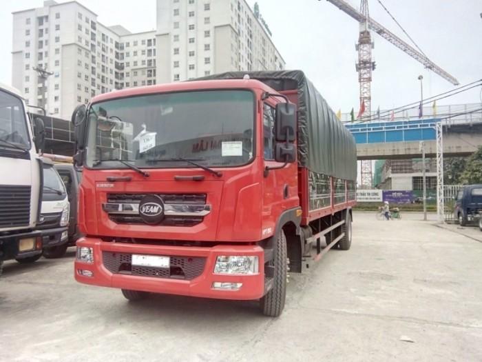 Xe tải Veam VPT950 tải trọng 9,5 tấn thùng dài 7m6