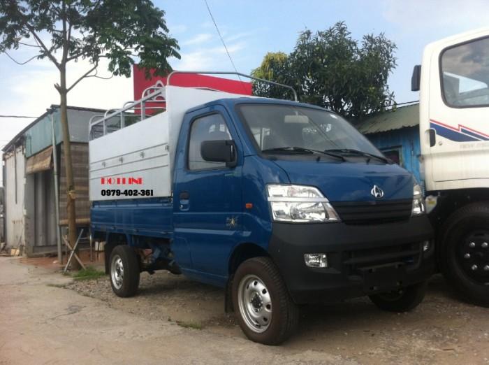 Xe tải nhẹ Veam Star tải trọng 860kg thùng dài 2m42