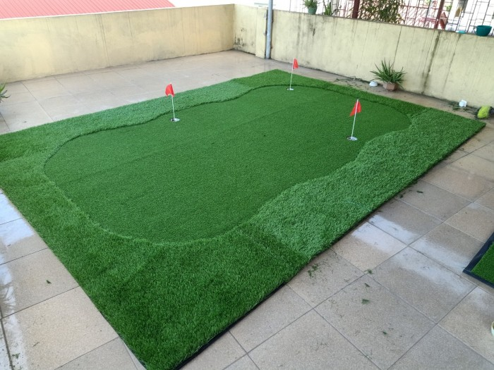 Thảm putting green 3mx4m0
