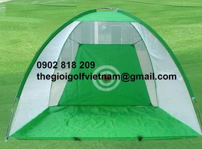 Lều golf, lều tập golf di động1