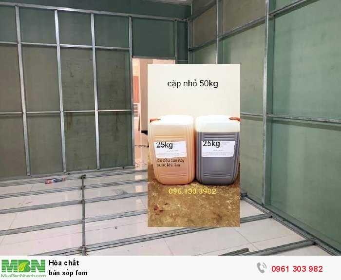 bán xốp fom1