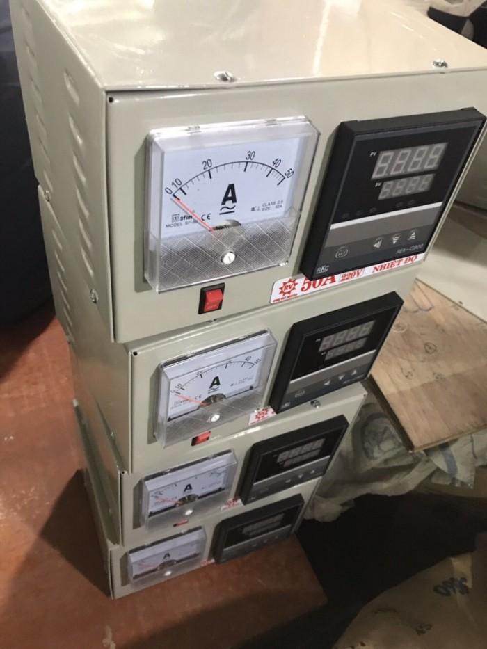 Tủ điều khiển nhiệt độ made Rovico2