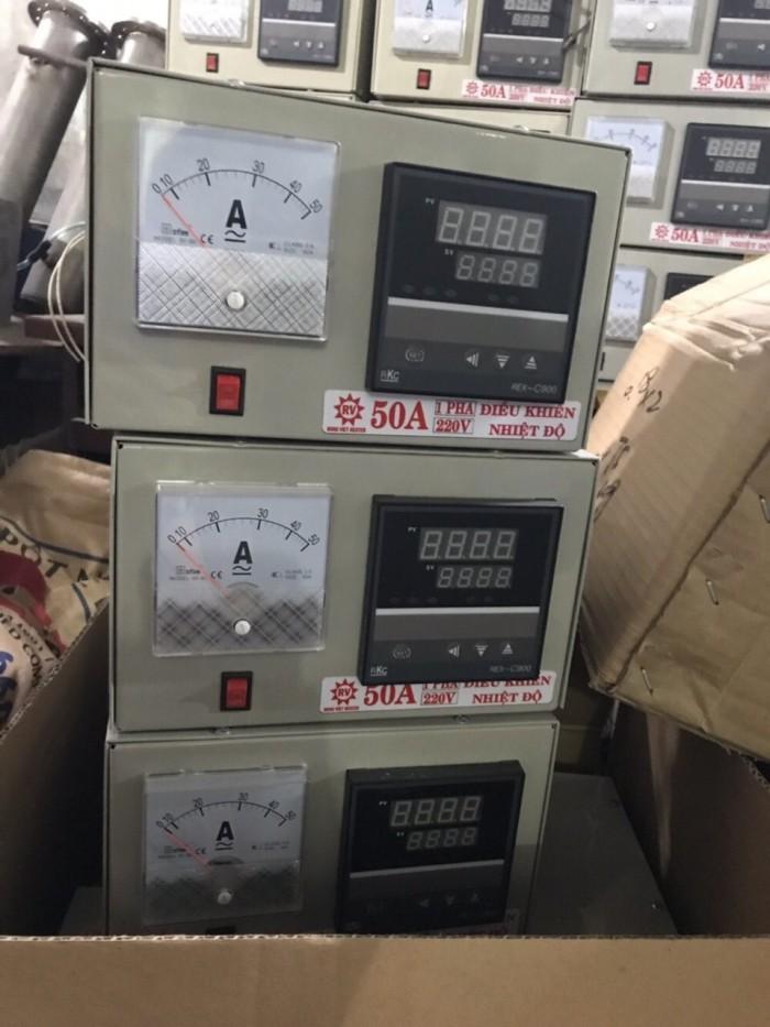 Tủ điều khiển nhiệt độ made Rovico