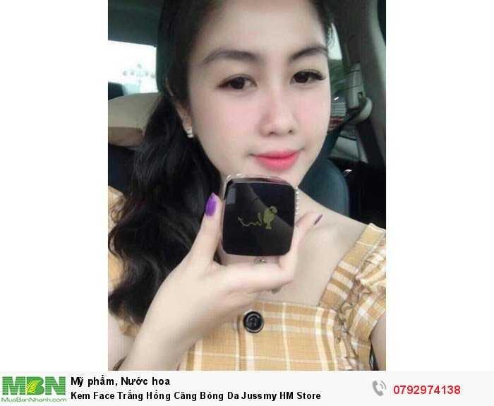 Kem Face Trắng Hồng Căng Bóng Da Jussmy HM Store1