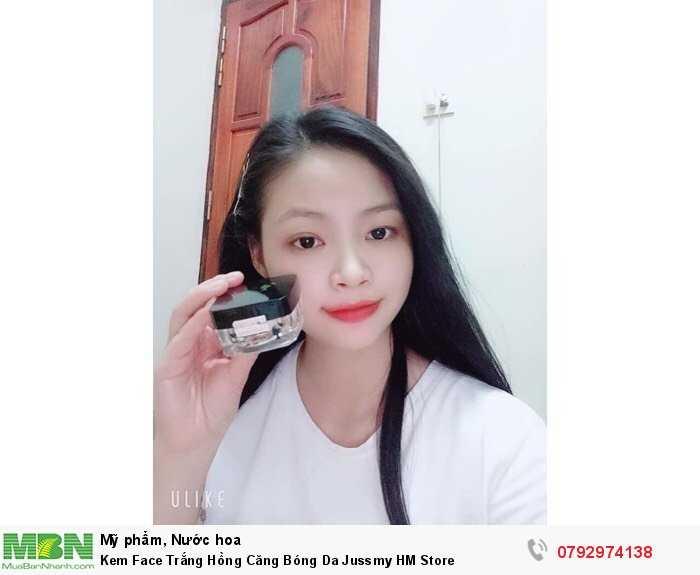 Kem Face Trắng Hồng Căng Bóng Da Jussmy HM Store2