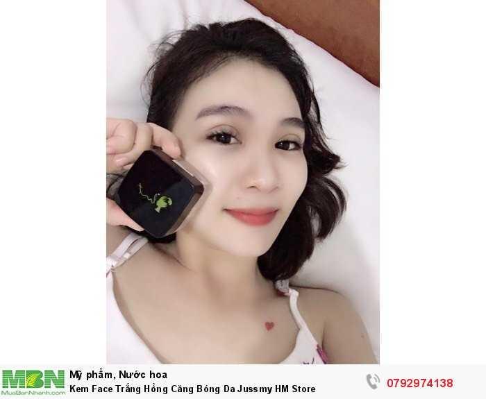 Kem Face Trắng Hồng Căng Bóng Da Jussmy HM Store4