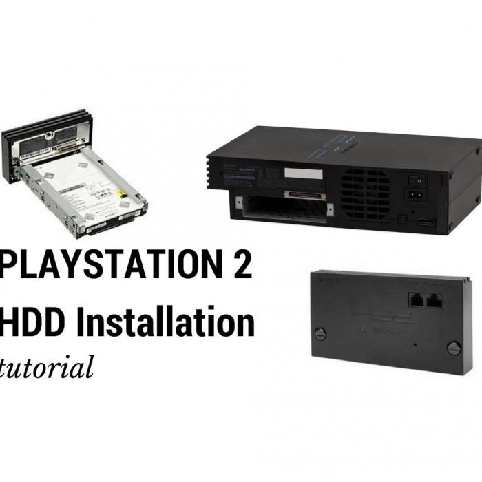 Máy game ps2 ổ cứng Fat và save ps2 - PS2 Hdd2