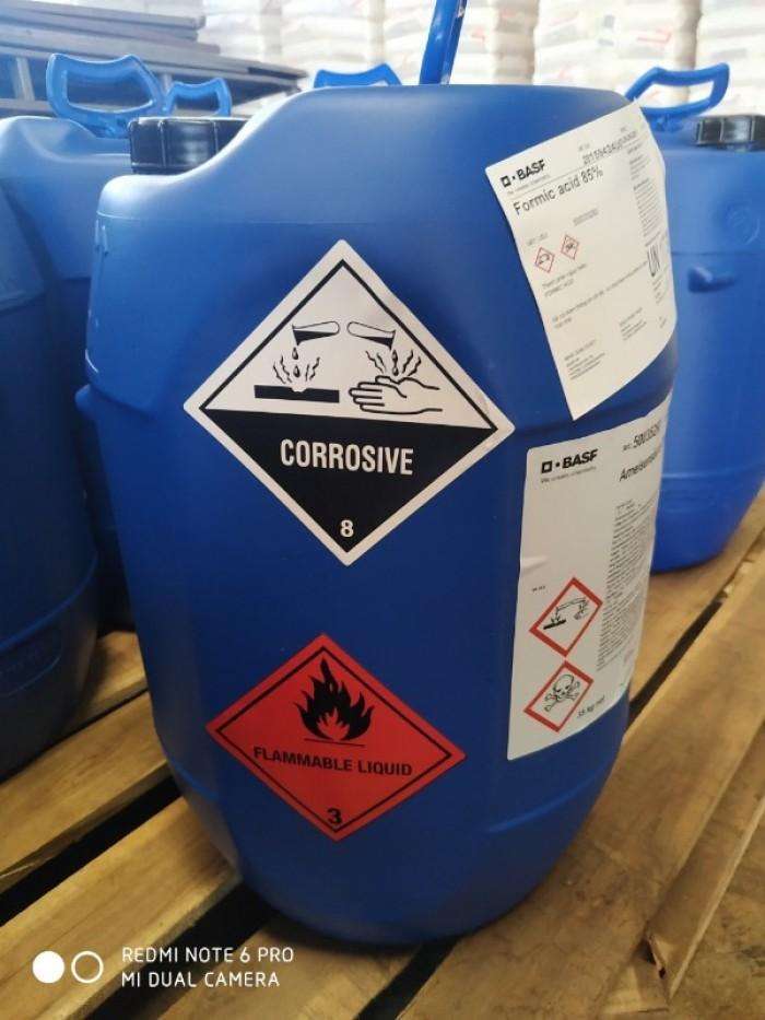 Bán Acid Formic 85% BASF Đức giá cạnh tranh nhất2