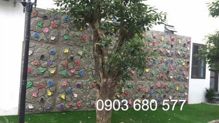 Tường leo núi trong nhà và ngoài trời cho trẻ em8