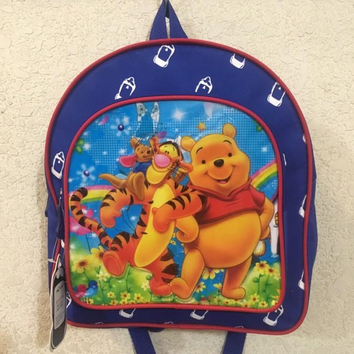Balo học sinh Vutin hình gấu pool, Size 28x 25