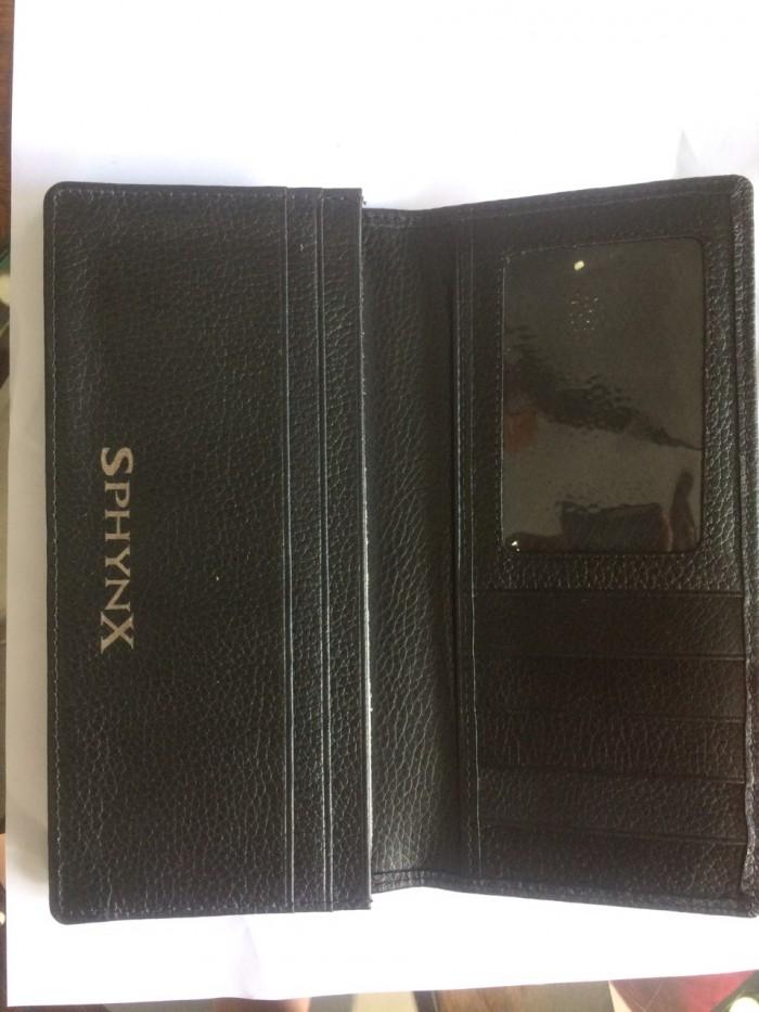 mặt tong củ ví có chữ và nhiều ngăn .1
