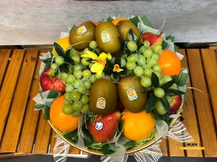 Đặt MKnow thực hiện Mâm quả cưới - mâm trái cây ngày cưới - FSNK771
