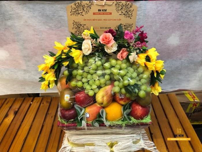 Quà tặng sức khỏe, quà tặng trái cây