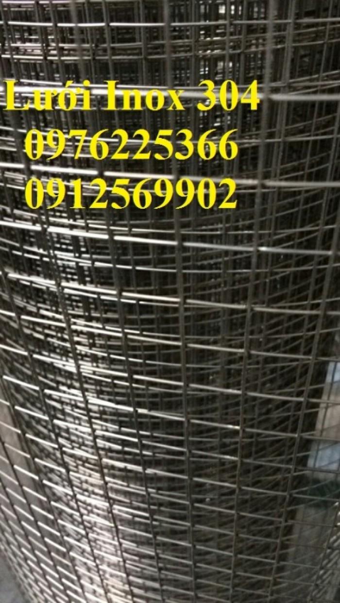Chuyên lưới hàn inox 0,4ly, ..1ly, 1,2ly, 2ly, 3ly,5ly...4ly 5ly