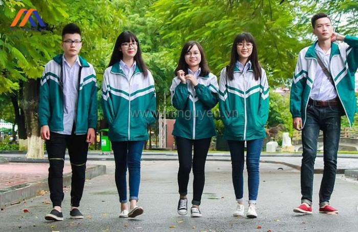 Đồng phục thời trang công sở giá xưởng10