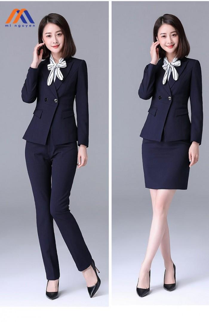 Đồng phục thời trang công sở giá xưởng9