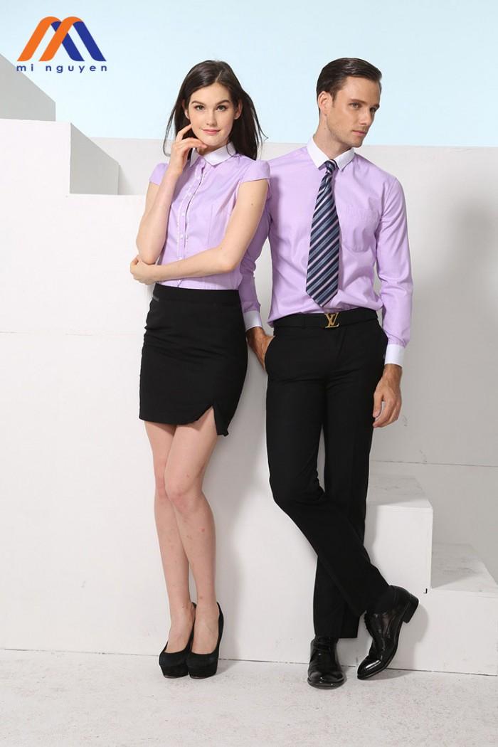 Đồng phục thời trang công sở giá xưởng7