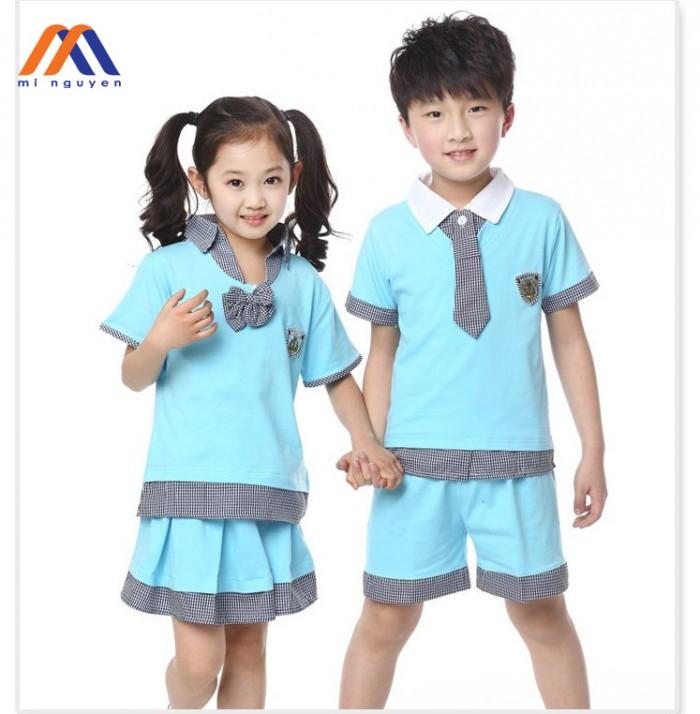 Đồng phục học sinh nhí giá rẻ1