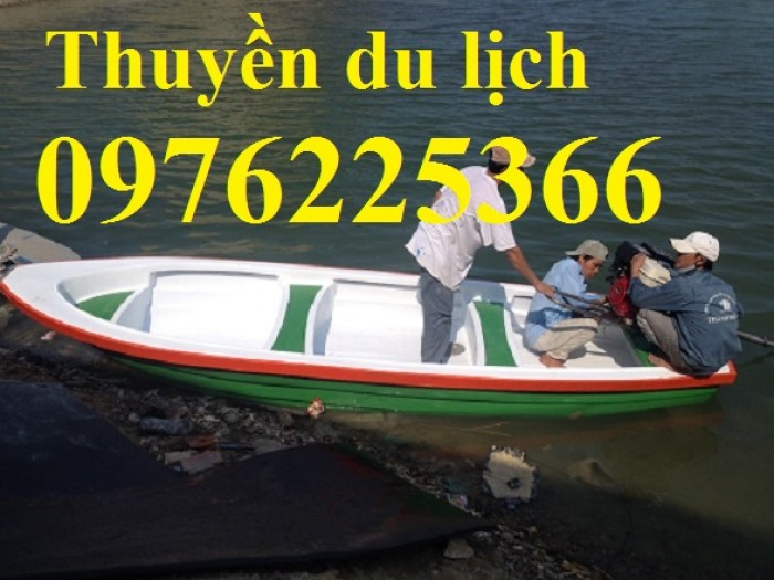Thuyền câu cá 4 người1