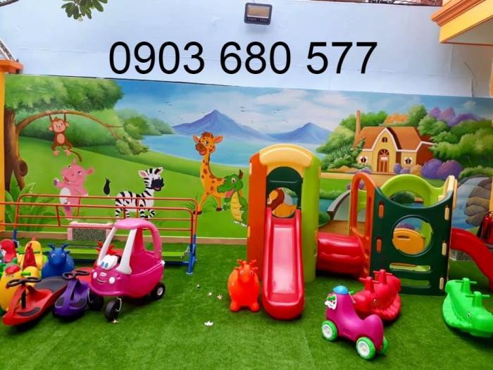 Nhận tư vấn, thiết kế và thi công khu vui chơi trẻ em7