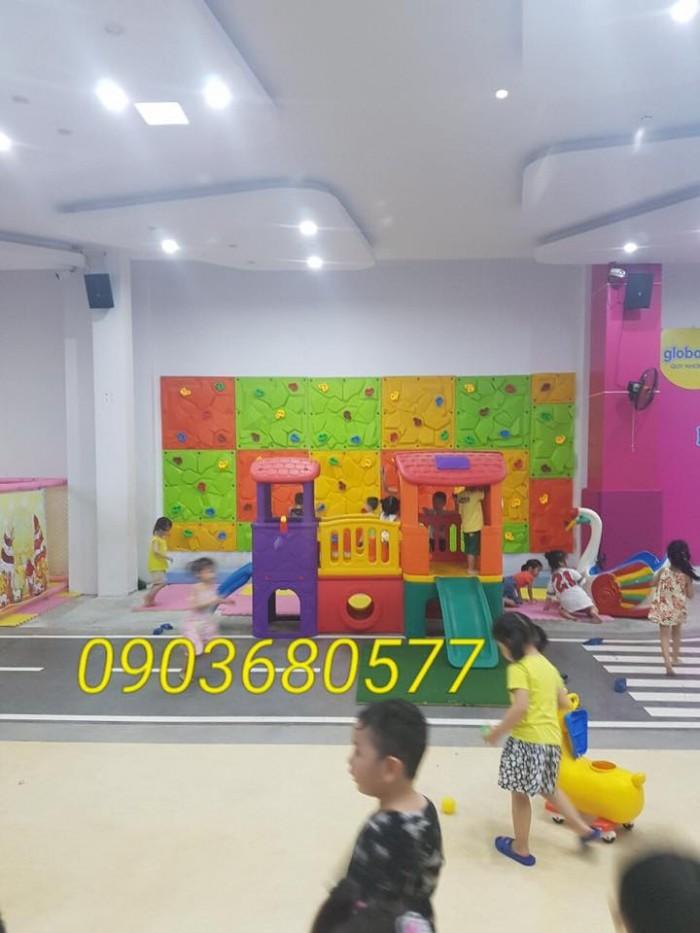 Nhận tư vấn, thiết kế và thi công khu vui chơi trẻ em3
