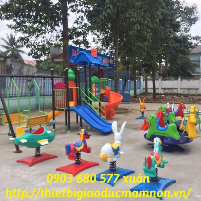 Nhận tư vấn, thiết kế và thi công khu vui chơi trẻ em4