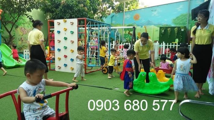 Nhận tư vấn, thiết kế và thi công khu vui chơi trẻ em5
