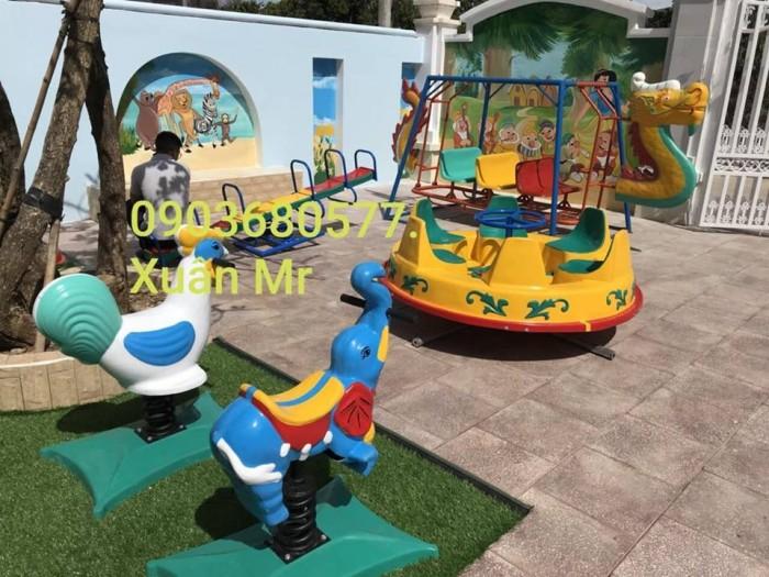 Nhận tư vấn, thiết kế và thi công khu vui chơi trẻ em6