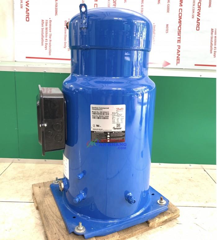 Cung cấp máy nén lạnh dùng cho máy làm lạnh nước 15Hp SM1850