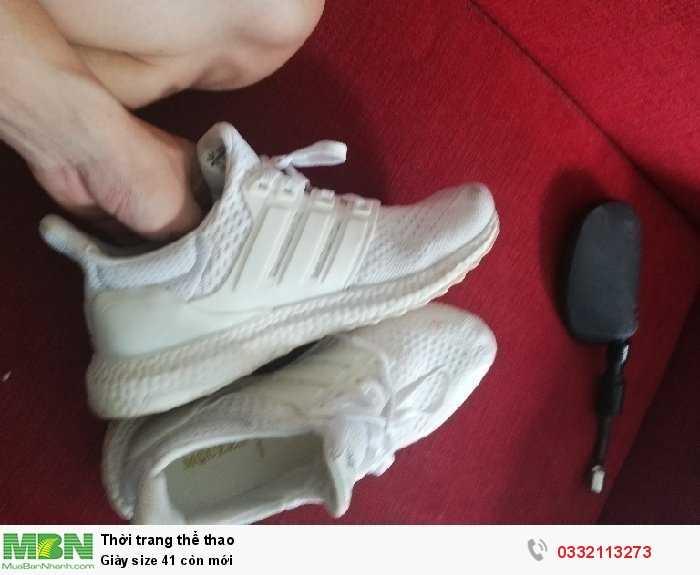 Giày size 41 còn mới1