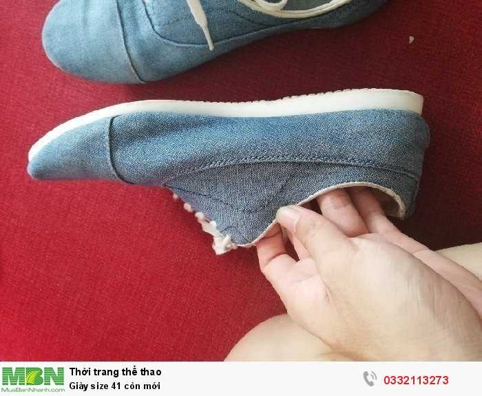 Giày size 41 còn mới3